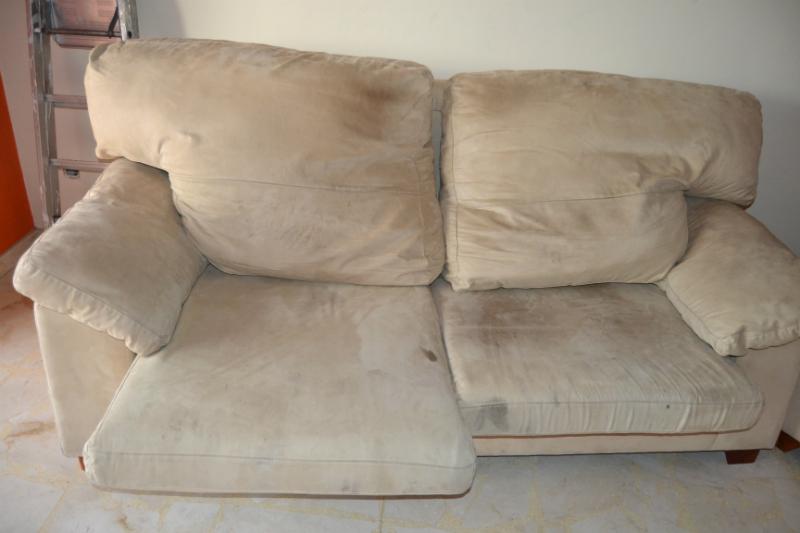 Limpieza de sofas a domicilio cool limpieza de sofas a - Limpieza sofas a domicilio ...